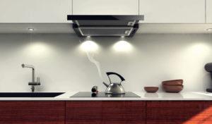 Подбор вытяжки для кухни