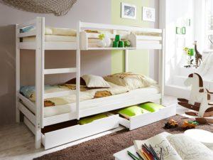 Двухъярусные кровати для подростков: виды, дизайн и советы по выбору