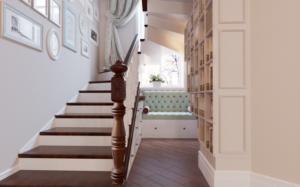 Современный дизайн лестниц для загородного дома: от классики до ультра-идей