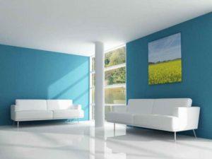 Как правильно подобрать краску для стен?
