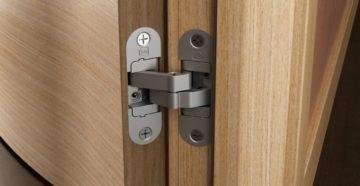 Выбираем дверные петли для тяжелых дверей