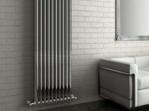 Особенности высоких радиаторов отопления