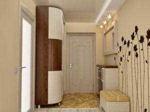 Дизайн коридора в хрущевке: интересные идеи