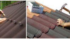 Монтаж ондулина: особенности материала и этапы работ