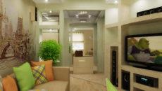 Планировка 3-х комнатной квартиры в  хрущевке: красивые примеры дизайна интерьера
