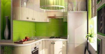 Кухня размером 5 кв. м в хрущевке: проектирование, дизайн и организация пространства
