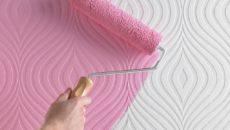 Как правильно клеить стеклообои?