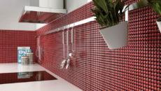 Мозаика производства Испании в интерьере современного жилища