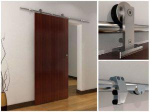 Как установить раздвижные межкомнатные двери?