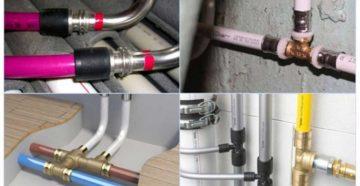 Трубы из сшитого полиэтилена: характеристики и особенности эксплуатации