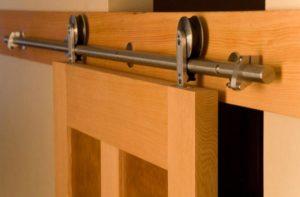 Как сделать сдвижные межкомнатные двери своими руками?