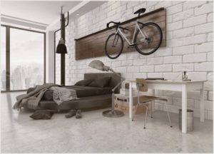 Современные тенденции в интерьере: плитка в стиле лофт