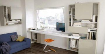 Письменные столы в современном стиле для подростков