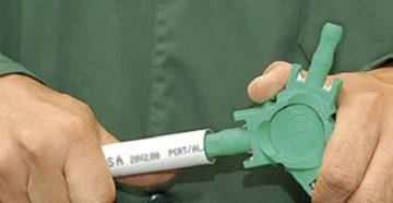 Критерии подбора калибратора для металлопластиковых труб