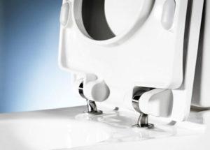 Сиденье для унитаза с микролифтом: что это такое и зачем нужно?