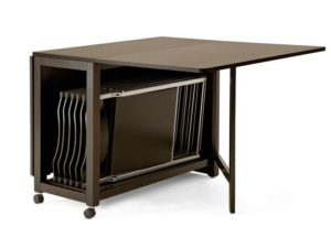 Раскладной стол для гостиной – функциональное решение для любой площади