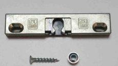 Защелки для балконных дверей: функции, виды и особенности монтажа