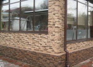 Фасадная плитка под камень: преимущества и разнообразие материалов