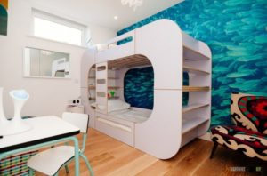 Необычные детские кровати: оригинальные дизайнерские решения