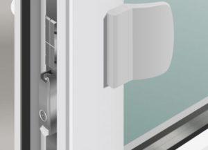 Виды и особенности эксплуатации ручек для пластиковых дверей