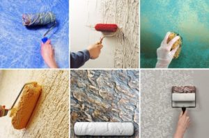 Как сделать декоративную шпаклевку из обычной в домашних условиях?
