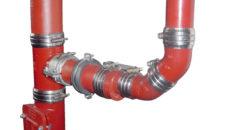 Безраструбные чугунные трубы для канализации: особенности и применение