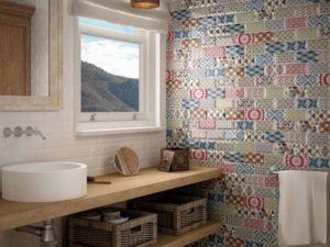 Плитка в стиле пэчворк: красивые идеи для вашего дома