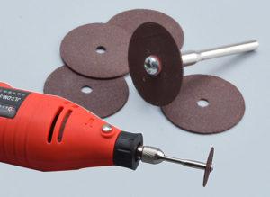 Виды и характеристика насадок на дрель для резки и шлифовки металла