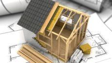 Процесс проектирования и строительства одноэтажных каркасных домов