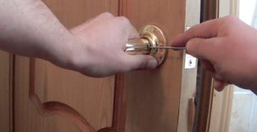 Замена дверной ручки: подготовка и пошаговое руководство к процессу
