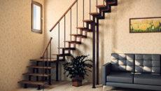 Выбор комплектующих для лестниц частного дома