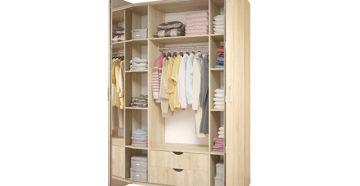 Выбираем шкаф для одежды