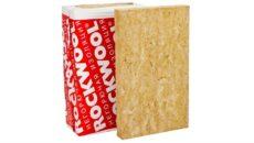 Rockwool Венти Баттс: особенности минераловатных плит