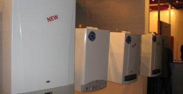 Настенные газовые котлы Baxi: преимущества и недостатки различных моделей