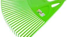 Пластиковые веерные грабли: плюсы, минусы и разновидности