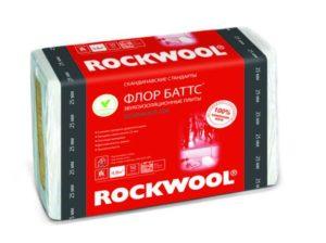 Преимущества и недостатки продукции Rockwool Флор Баттс