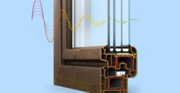 Тонкости процесса шумоизоляции окон