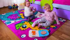 Как выбрать ковер в детскую?