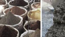 Глиноземистый цемент: особенности и применение