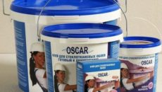 Клей для стеклохолста Oscar: особенности и характеристики