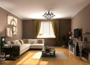 Примеры дизайна больших комнат