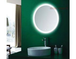 Как выбрать зеркало с подсветкой в ванную комнату?