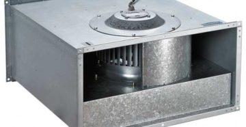 Канальные прямоугольные вентиляторы: для чего нужны и как установить?