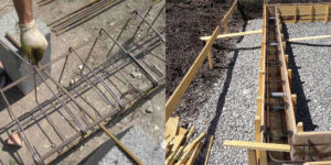 Тонкости подбора и установки арматуры для фундамента