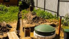 Септики для дачи с высоким уровнем грунтовых вод: советы по выбору