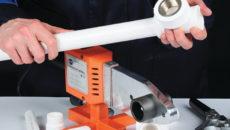 Тонкости процесса сварки пластиковых труб