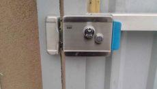 Выбираем и монтируем электромеханический замок на дверь