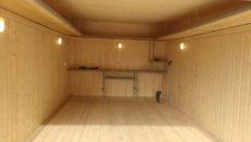Отделка гаража: чем обшить внутри и снаружи?