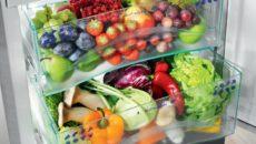 Выбираем холодильник для овощей и фруктов