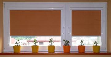 Выбираем шторы на пластиковые окна